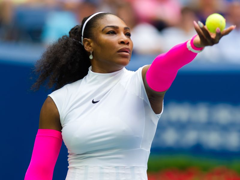 Serena williams1112