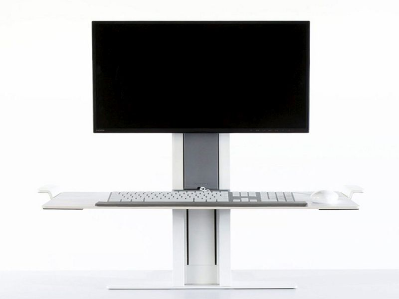 Will a Sit-Stand Desk Make You Healthier?