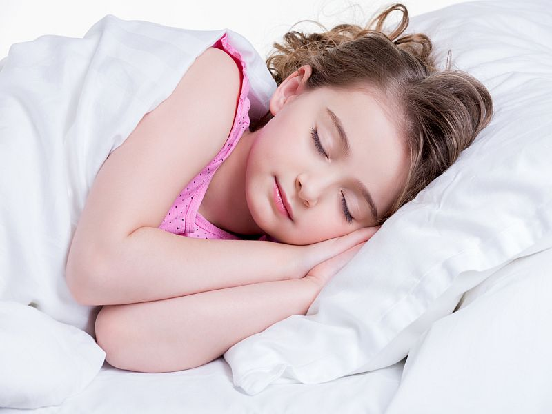 News Picture: Lack of Sleep May Raise Child's Type 2 Diabetes Risk: Study