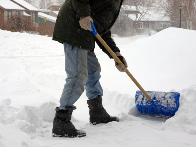 Timely Tips for Safe Snow Removal