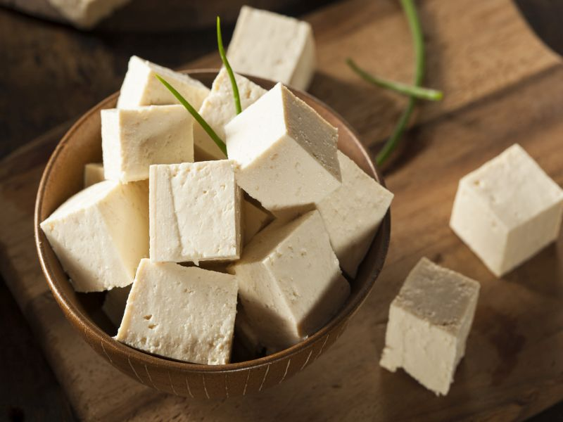 Turning to Tofu Might Help the Heart: Study
