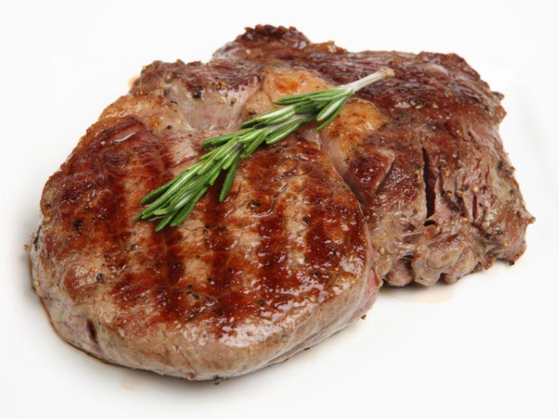 Welldone meat raises blood pressure risk