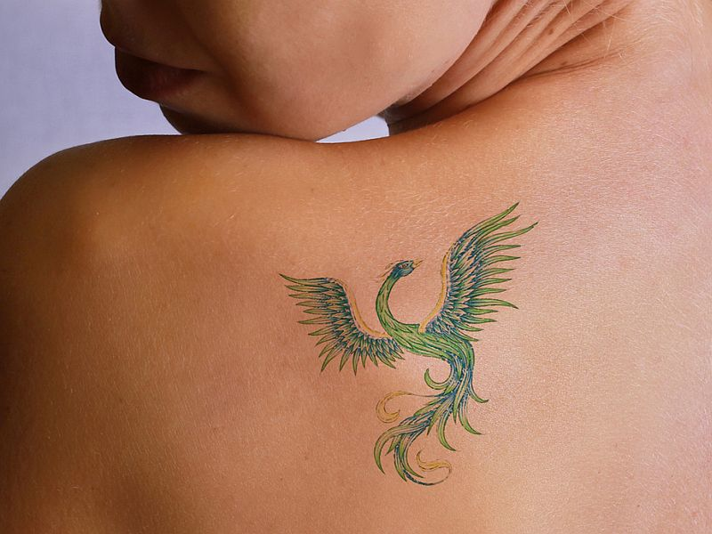 Most Parents Say Tsk, Tsk to Tattoos for Their Teens