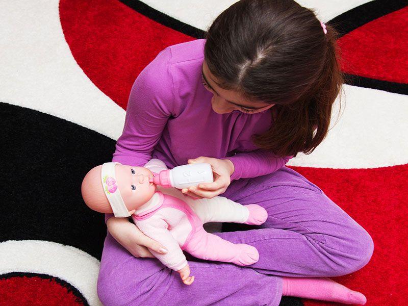 'Pretend Mommy' program doesn't deter teen pregnancy