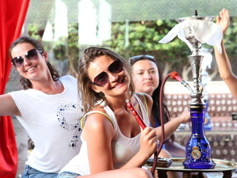 Hookahs Hooking Lots of Young Adults on Tobacco