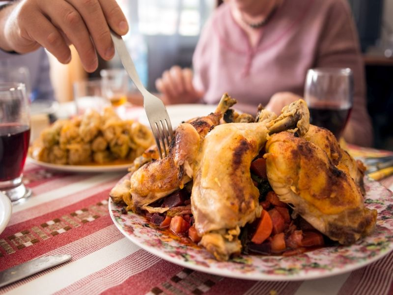 Easy Ways to Keep Holiday Eating in Check