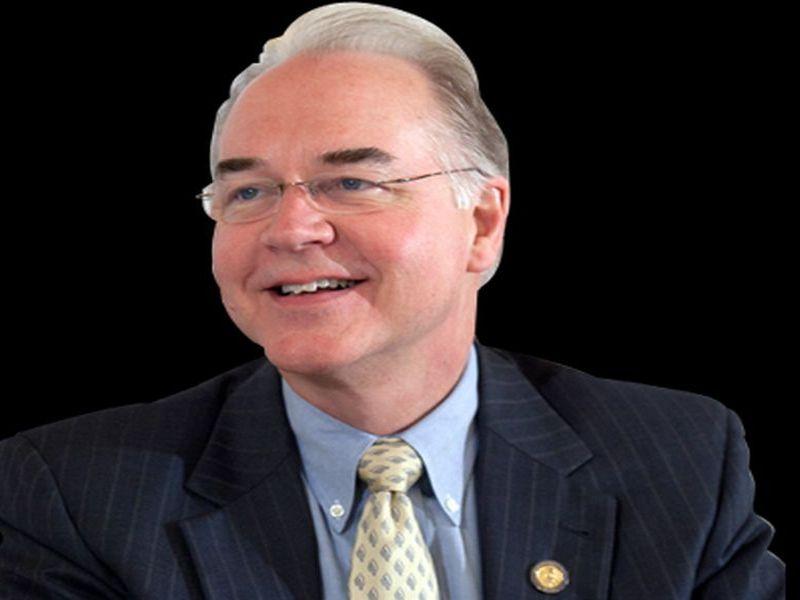 News Picture: Senate Confirms Rep. Tom Price as Health Secretary