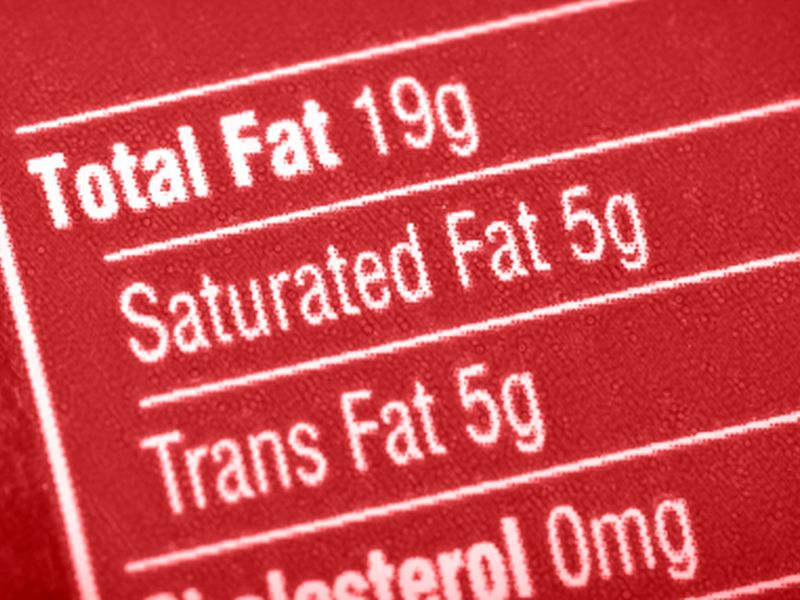 News Picture: FDA Puts Brakes on Rule Requiring New 'Nutrition Facts' Label