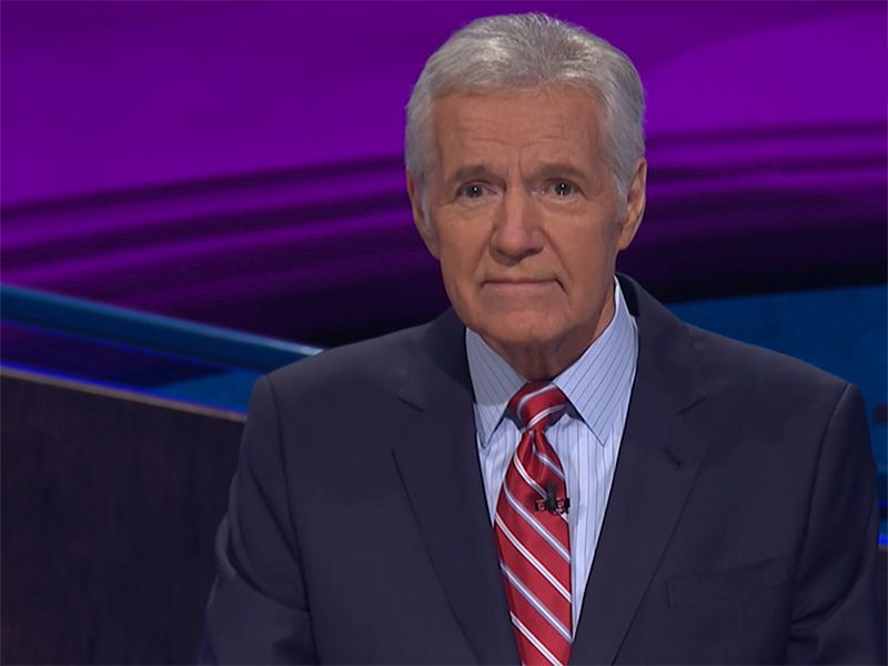 Alex Trebek Back Hosting 'Jeopardy!' After Completing Chemotherapy