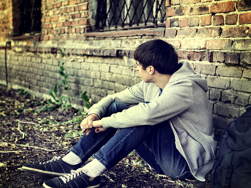 City Life Tough on Teens' Mental Health