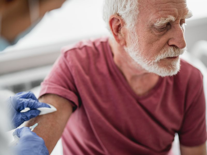 Early Results Show Moderna's COVID Vaccine Safe, Effective in Older People
