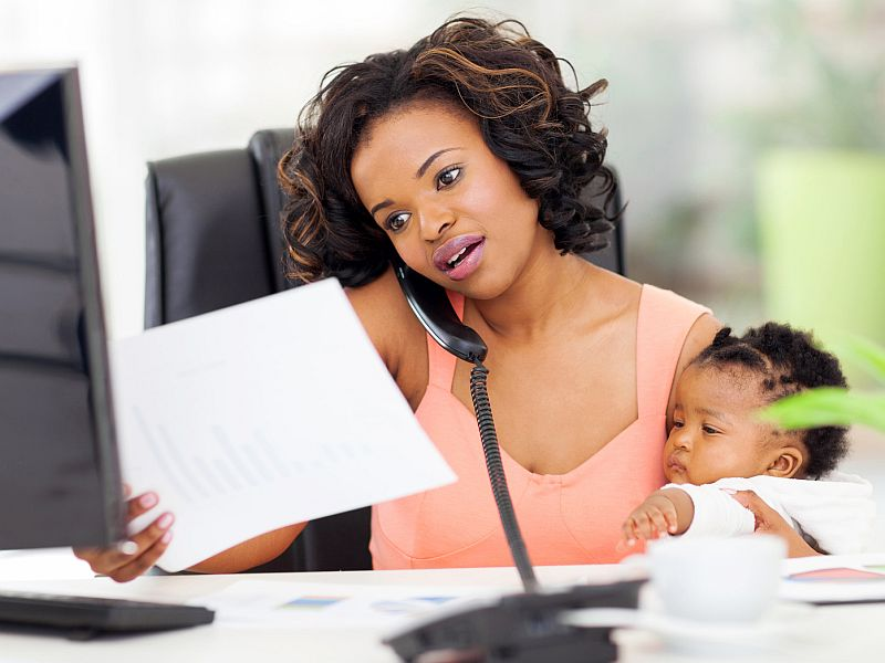 Moms, Are You Victims of 'Invisible Labor'?