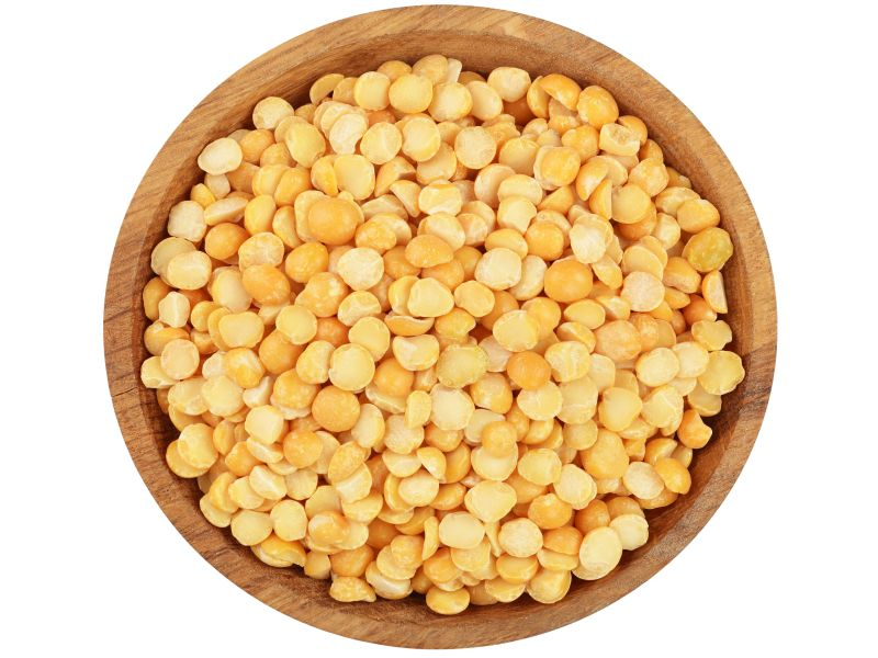 News Picture: Try Yellow Peas for Protein Punch