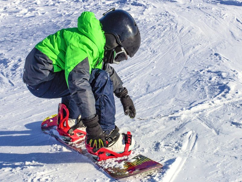 Keep Your Kids Safe, Warm in Wintertime Fun