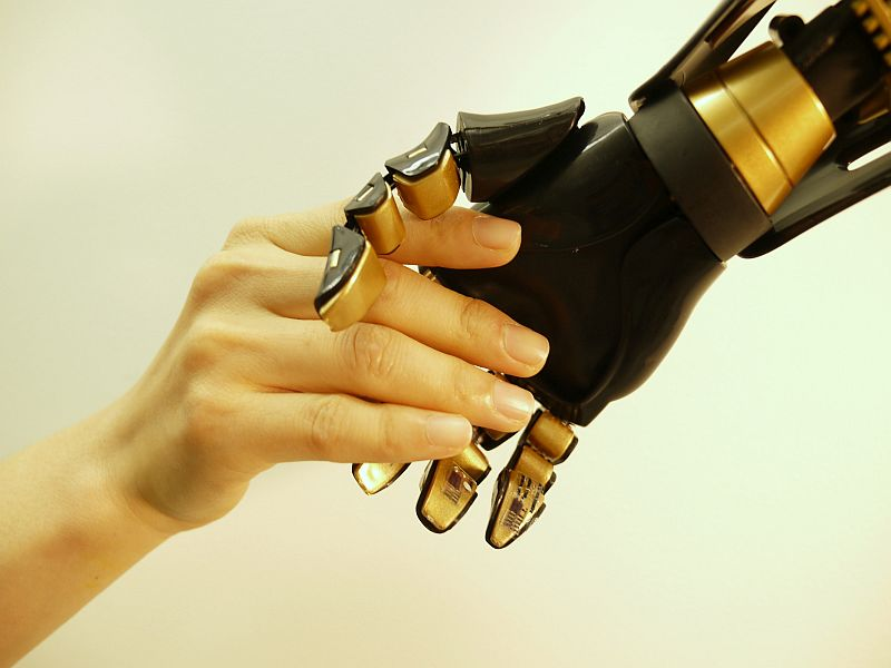 Artificial Skin Could Bring Sense of Touch to Prosthetics