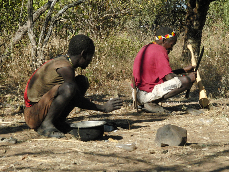 Squat, Don't Sit: Study of African Tribe Shows Why One Position Is Healthier