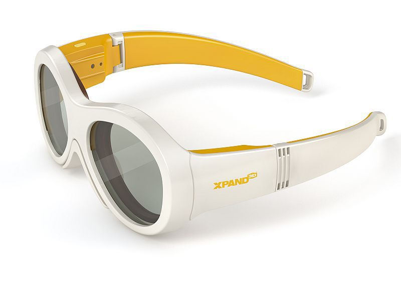 High-Tech Glasses Instead of Eye Patch for 'Lazy Eye'?