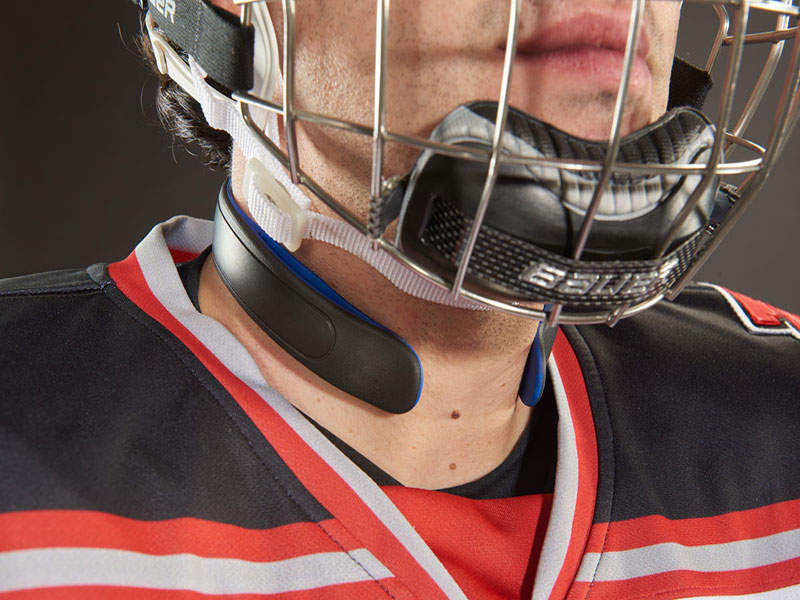 New 'Collar' Aims to Help Shield Brain From Concussion