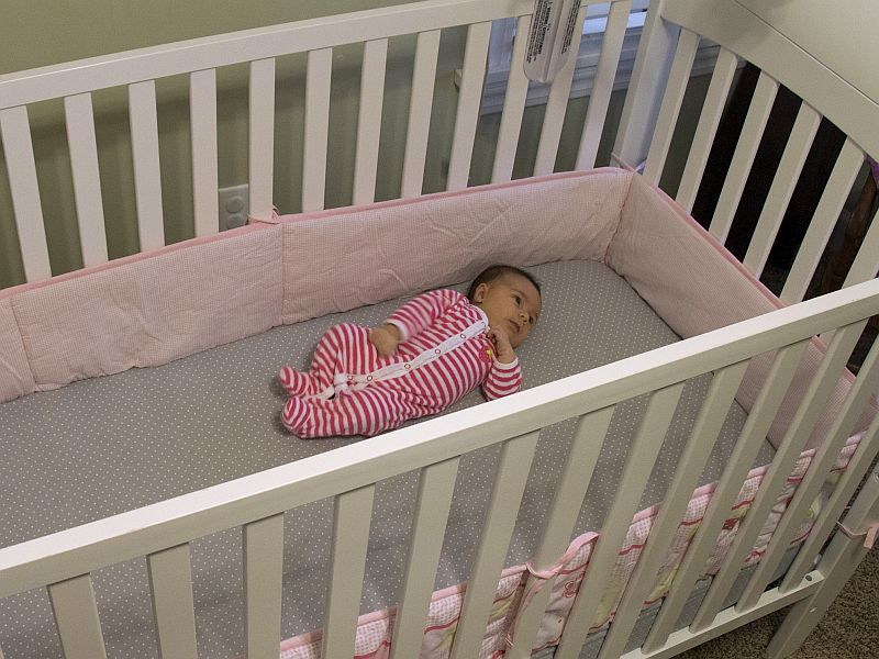 Ban Crib Bumpers Because Of Rising Deaths Researchers Say