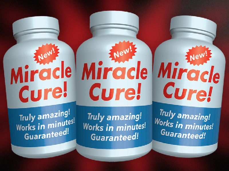 FDA Warns 14 Companies on Bogus Cancer 'Cures'