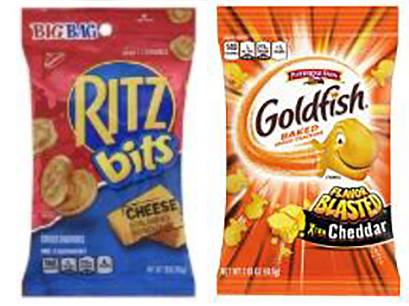 Whey Powder Blamed for Salmonella Tied to Ritz Crackers, Goldfish: FDA