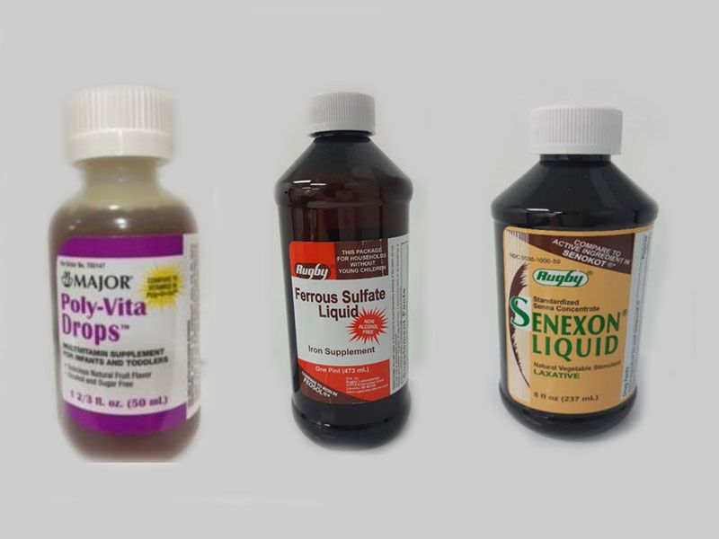 FDA Announces Recall of Some Liquid Pharmaceutical Products