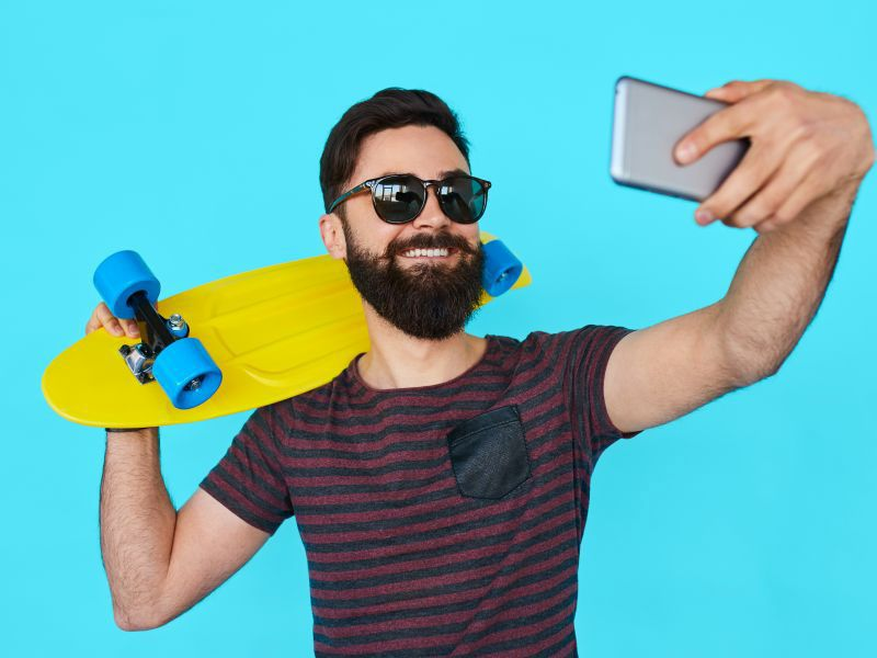 Yet Another Selfie? You Might Be a Narcissist - Personality