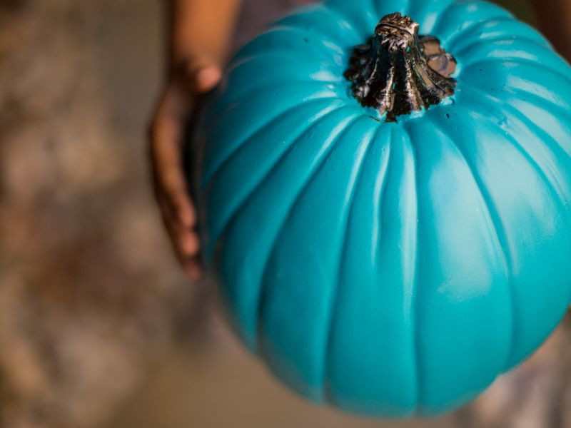 News Picture: Join the Teal Pumpkin Project on Halloween