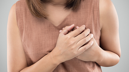 Heart Attack Risk Before 55