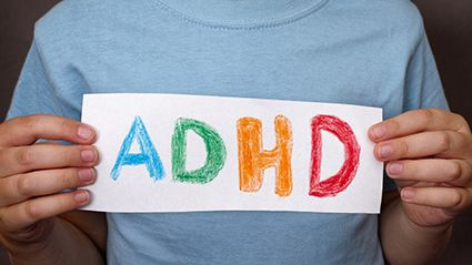 ADHD and Brain Activity