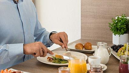 Big Breakfast Or Big Dinner.  Which Is Better For Your Weight?