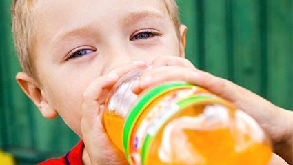 Are Efforts To Reduce Kids' Consumption Of Sugary Drinks Working?