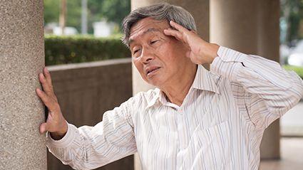 Dementia Risk and Blood Pressure