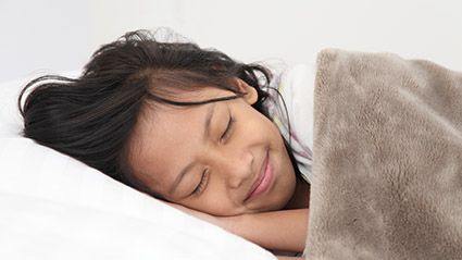 El sueño y el riesgo de diabetes en los niños