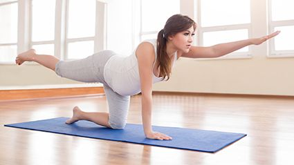 Exercise During Pregnancy May Benefit Baby