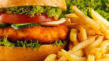 Fast Food and Phthalates