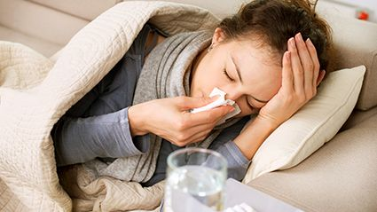 Flu and Heart Attack Risk