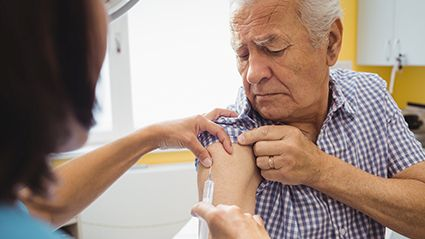 Two Common Vaccinations Appear To Lower The Risk Of Alzheimer's Disease