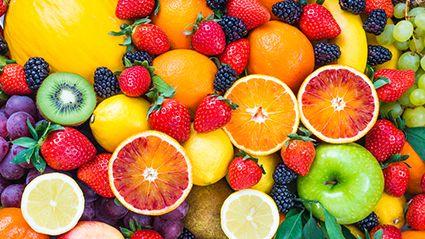 Fresh Fruit & Heart Health