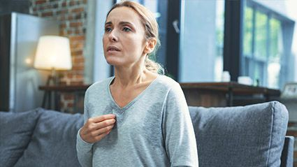 Hot Flashes and Heart Health