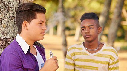 Kids and E-cigarettes