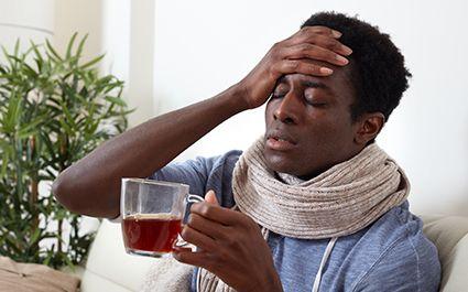 ¿Es real la gripe masculina?