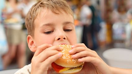 Kids' Meals and Nutrition