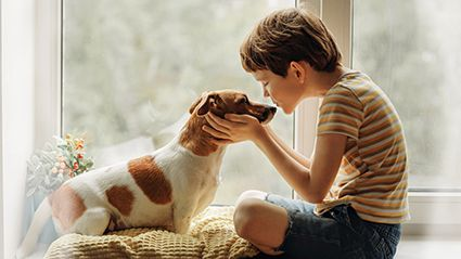 Pet Dogs Help Kids Develop Better Social and Emotional Behaviors, New Study Finds