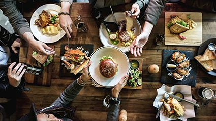 Is That Restaurant Menu Full Of Unhealthy Choices?