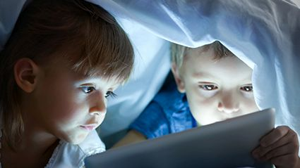 Screen Time and Kids' Health