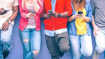Screen-Time and Unhealthy Lifestyle Habits