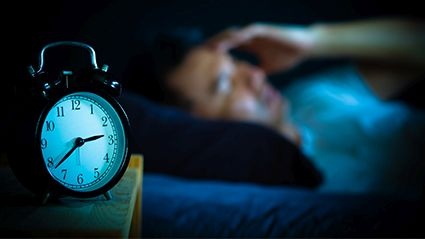 Trouble Sleeping May Be A Sign of Future Cardiovascular Trouble