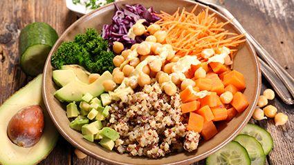 Health Benefits of Vegetarian Diet