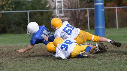 Youth Football and Head Trauma Risk